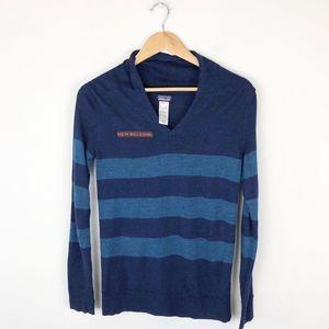 Patagonia New Belgium Merino Wool Sweater